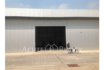 For Rent Warehouse 900 sqm in Lat Krabang, Bangkok, Thailand