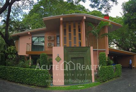 For Rent 4 Beds 一戸建て in Yan Nawa, Bangkok, Thailand