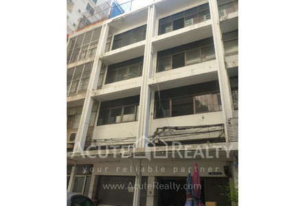 For Rent Shophouse 500 sqm in Watthana, Bangkok, Thailand