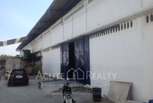 В аренду: Склад 500 кв.м. в районе Bang Phli, Samut Prakan, Таиланд