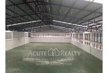 For Rent Warehouse 1,746 sqm in Bang Pa-in, Phra Nakhon Si Ayutthaya, Thailand