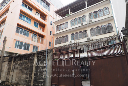 For Sale Townhouse 650 sqm in Yan Nawa, Bangkok, Thailand