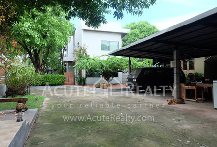 For Sale 一戸建て in Lat Phrao, Bangkok, Thailand