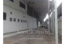 For Rent Warehouse 1,432 sqm in Bang Sao Thong, Samut Prakan, Thailand