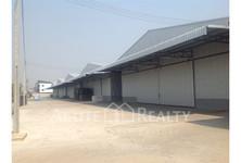 For Rent Warehouse 1,020 sqm in Mueang Samut Prakan, Samut Prakan, Thailand