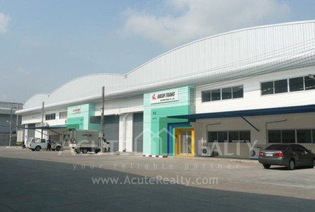 В аренду: Склад 1,095 кв.м. в районе Bang Phli, Samut Prakan, Таиланд