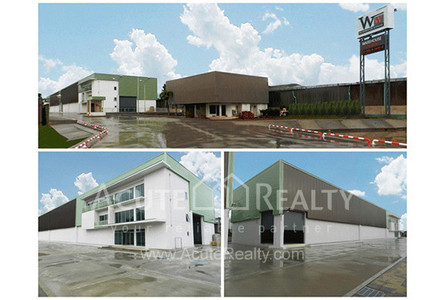 For Rent Warehouse 1,612 sqm in Bang Bua Thong, Nonthaburi, Thailand