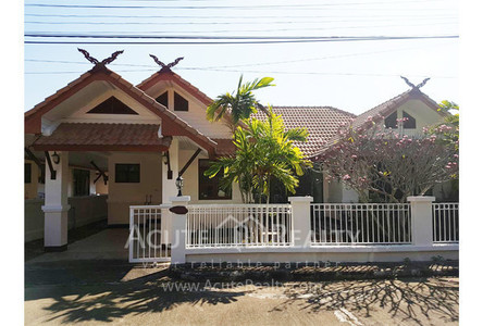 For Sale 2 Beds 一戸建て in Hang Dong, Chiang Mai, Thailand