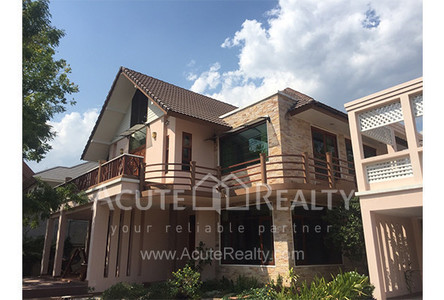 For Rent 6 Beds 一戸建て in Mueang Chiang Mai, Chiang Mai, Thailand