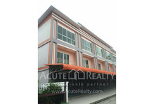 For Sale 1 Bed Shophouse in Mueang Chiang Mai, Chiang Mai, Thailand