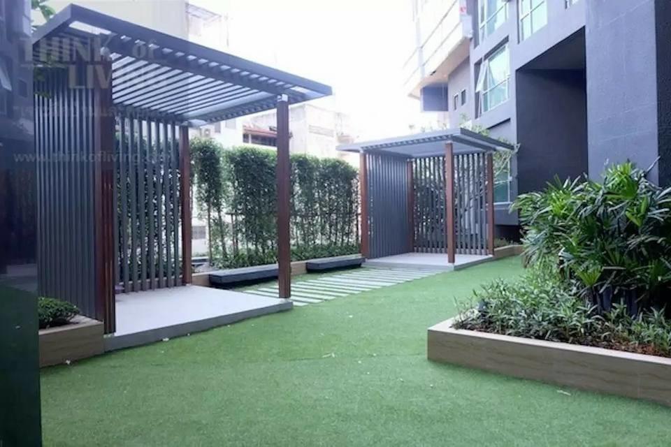 В аренду: Кондо c 1 спальней в районе Sathon, Bangkok, Таиланд | Ref. TH-VZGHFDCI