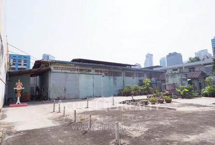 For Sale Land in Bang Rak, Bangkok, Thailand
