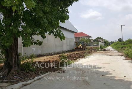 For Sale Land in Prawet, Bangkok, Thailand