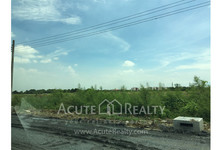 For Sale Land in Phra Samut Chedi, Samut Prakan, Thailand