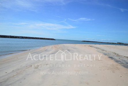 For Sale Land in Cha Am, Phetchaburi, Thailand