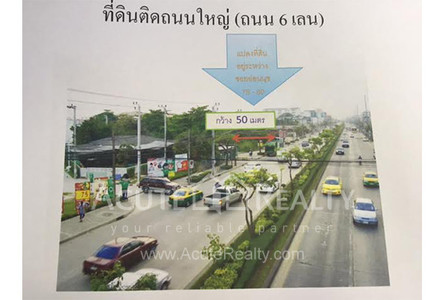 For Sale Land in Phra Khanong, Bangkok, Thailand