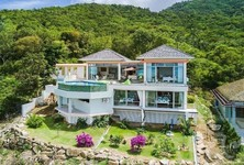 For Sale or Rent 4 Beds 一戸建て in Ko Samui, Surat Thani, Thailand