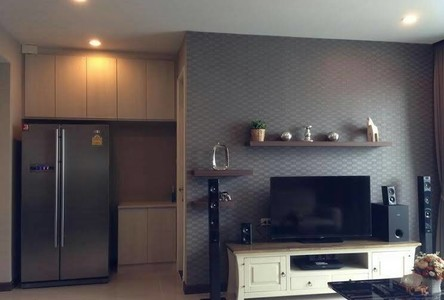 For Rent 2 Beds Condo Near MRT Phetchaburi, Bangkok, Thailand