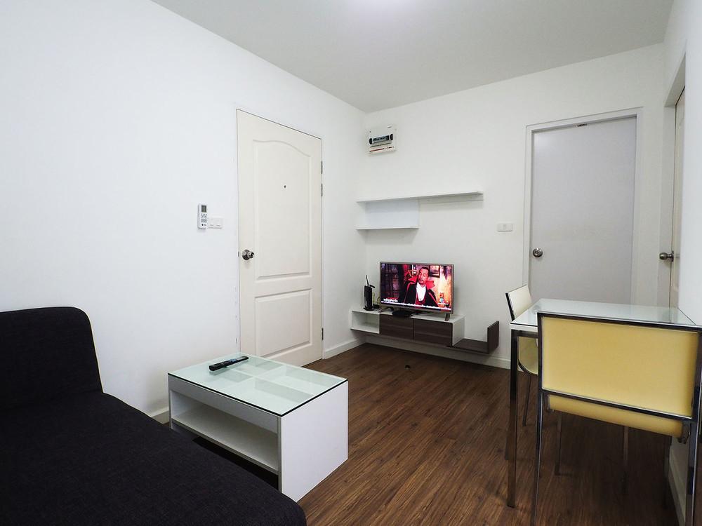 ให้เช่า คอนโด 1 ห้องนอน พุทธมณฑล นครปฐม | Ref. TH-IIWQUWTD