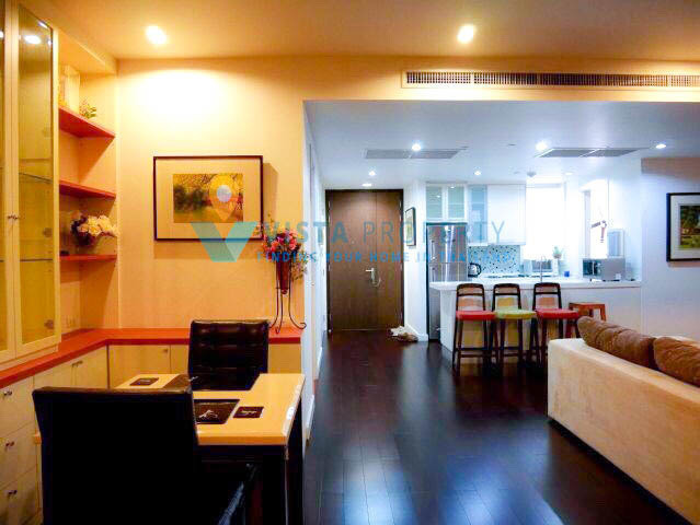 Manhattan Chidlom - В аренду: Кондо c 1 спальней в районе Pathum Wan, Bangkok, Таиланд | Ref. TH-LXLVAYRN