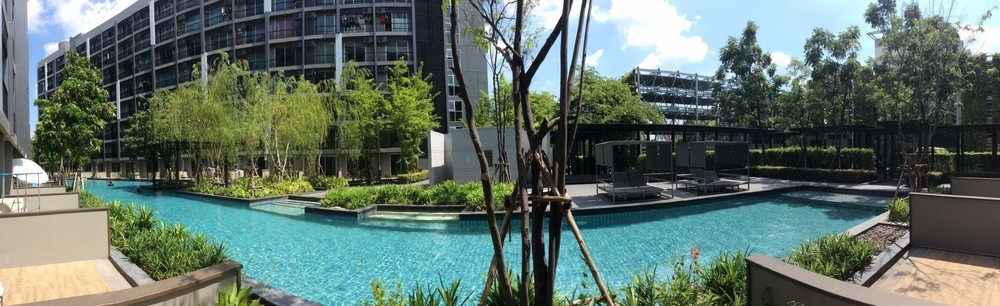 A Space Sukhumvit 77 - For Rent 1 Bed コンド in Suan Luang, Bangkok, Thailand | Ref. TH-ZTSOGRAO