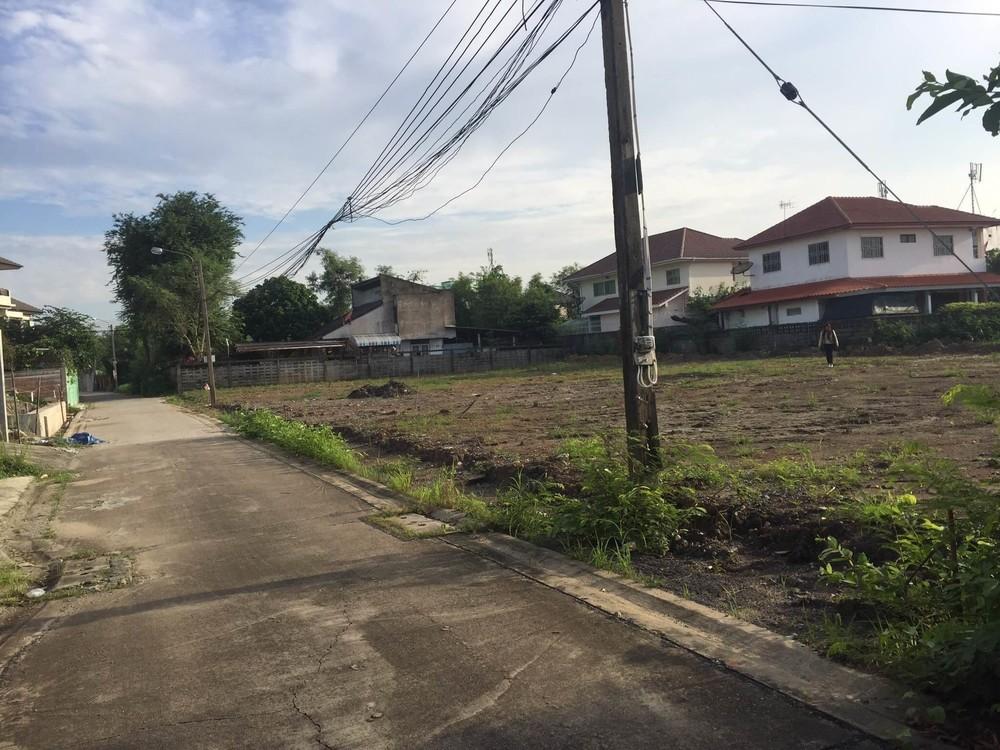 ขาย ที่ดิน 411 ตรม. คันนายาว กรุงเทพฯ | Ref. TH-IBGZGXBZ