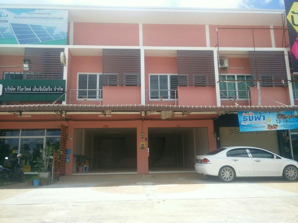 For Sale or Rent 2 Beds Shophouse in Mueang Ubon Ratchathani, Ubon Ratchathani, Thailand | Ref. TH-LGUIDHEA