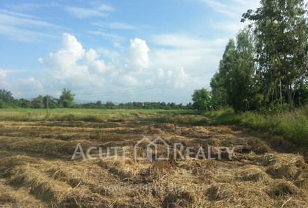 For Sale Land 6,852 sqm in San Kamphaeng, Chiang Mai, Thailand