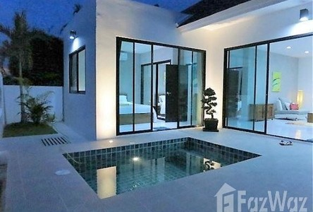 For Sale 2 Beds 一戸建て in Mueang Phuket, Phuket, Thailand