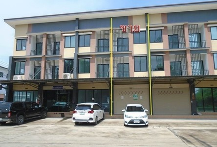 For Sale or Rent 4 Beds Shophouse in Chonburi, East, Thailand