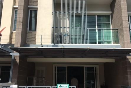 Продажа или аренда: Таунхаус с 3 спальнями в районе Mueang Nonthaburi, Nonthaburi, Таиланд
