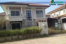 For Sale or Rent 3 Beds 一戸建て in Mueang Pathum Thani, Pathum Thani, Thailand