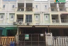 ขาย ทาวน์เฮ้าส์ 4 ห้องนอน บางกะปิ กรุงเทพฯ