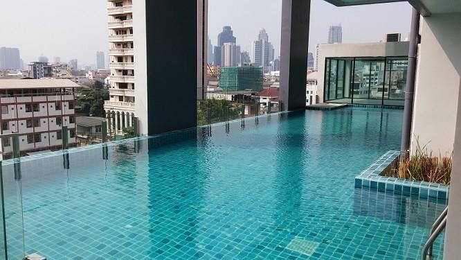 Bangkok Horizon Sathorn - В аренду: Кондо c 1 спальней в районе Sathon, Bangkok, Таиланд   Ref. TH-HMEEXIIR