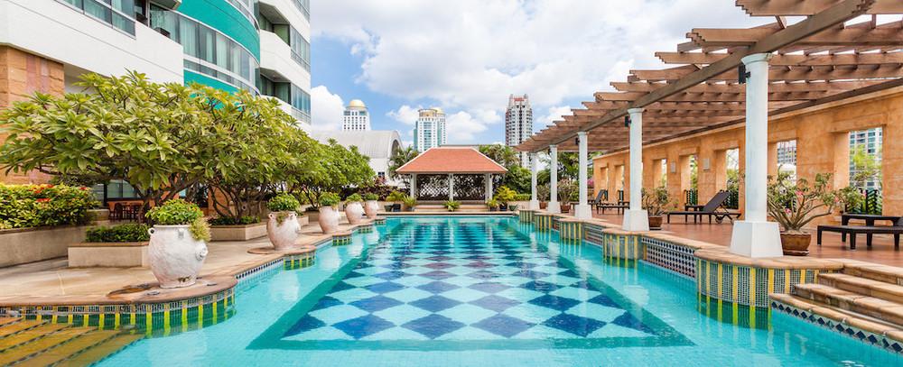 В аренду: Кондо с 2 спальнями в районе Pathum Wan, Bangkok, Таиланд | Ref. TH-OJYNCZQZ