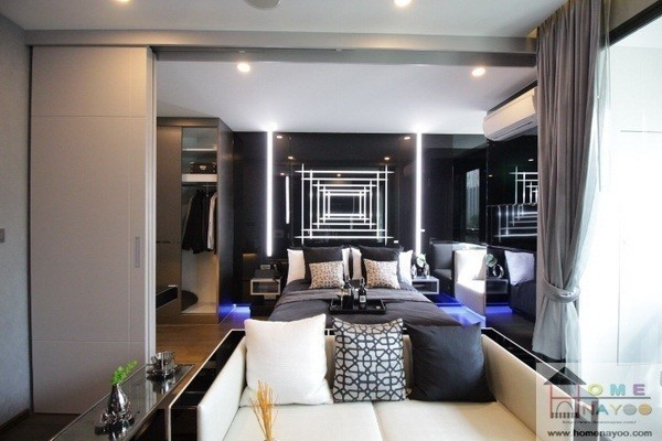 Ideo Q Siam - Ratchathewi - Продажа: Кондо c 1 спальней возле станции BTS Phaya Thai, Bangkok, Таиланд | Ref. TH-UUEYJNDN