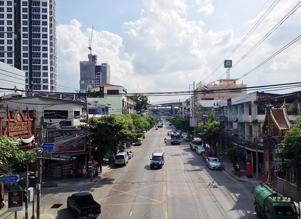 For Sale Land 541 sqwa in Bang Sue, Bangkok, Thailand | Ref. TH-XFMUSTYI