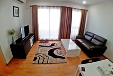For Rent 2 Beds Condo in Phasi Charoen, Bangkok, Thailand
