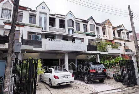 Продажа: Таунхаус с 4 спальнями в районе Chatuchak, Bangkok, Таиланд