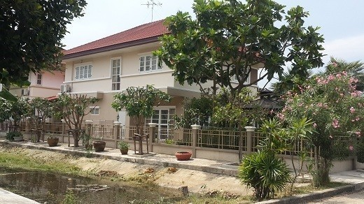 For Sale 4 Beds House in Nong Chok, Bangkok, Thailand | Ref. TH-TLDJCNHM
