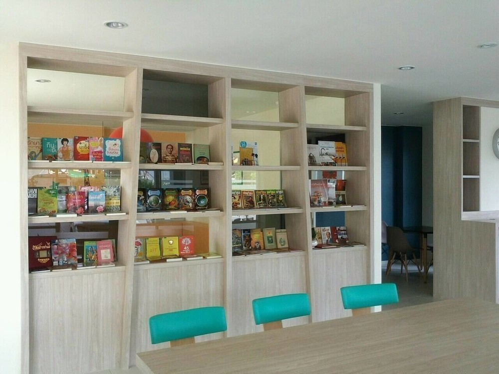 For Rent コンド 22 sqm in Lat Krabang, Bangkok, Thailand | Ref. TH-WQHPBVMT