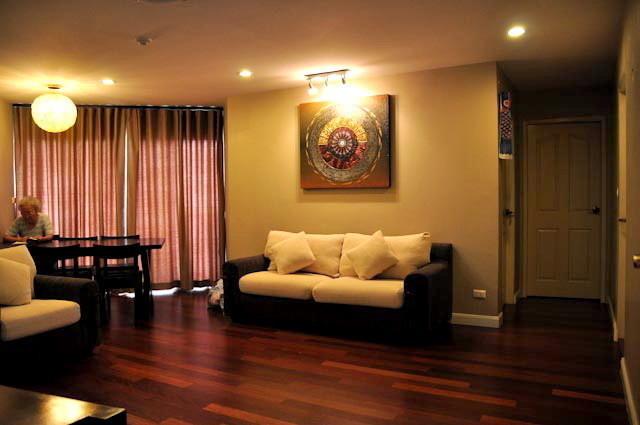 Belle Park Residence - В аренду: Кондо с 2 спальнями в районе Yan Nawa, Bangkok, Таиланд   Ref. TH-PHDXQVES