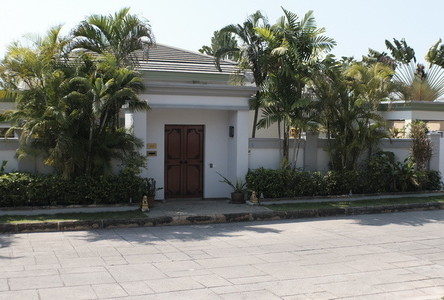 For Rent 3 Beds 一戸建て in Pattaya, Chonburi, Thailand