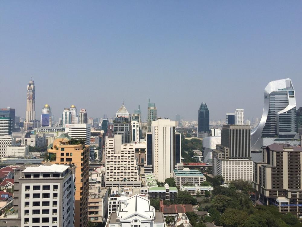 Urbana Langsuan - В аренду: Кондо с 3 спальнями возле станции BTS Chit Lom, Bangkok, Таиланд   Ref. TH-VBSRVEWX