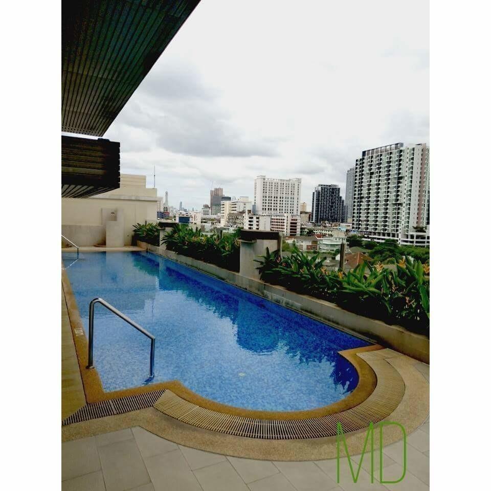 Life @ Phahon 18 - For Rent 1 Bed Condo Near MRT Kamphaeng Phet, Bangkok, Thailand   Ref. TH-FTUXDAZD