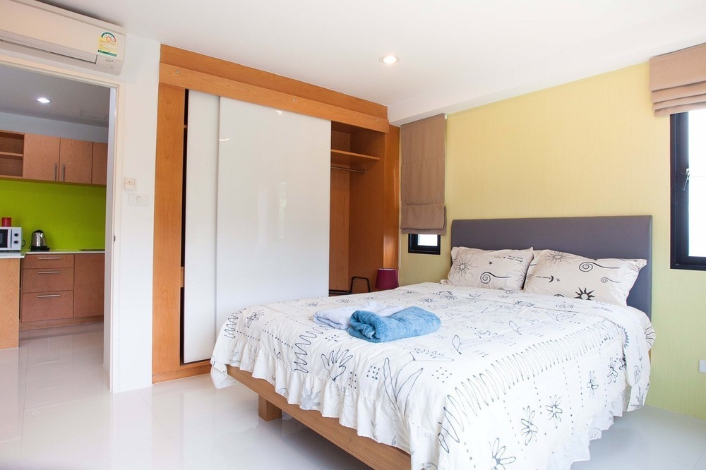 For Sale or Rent 1 Bed コンド in Kathu, Phuket, Thailand | Ref. TH-ZJOPKCTE