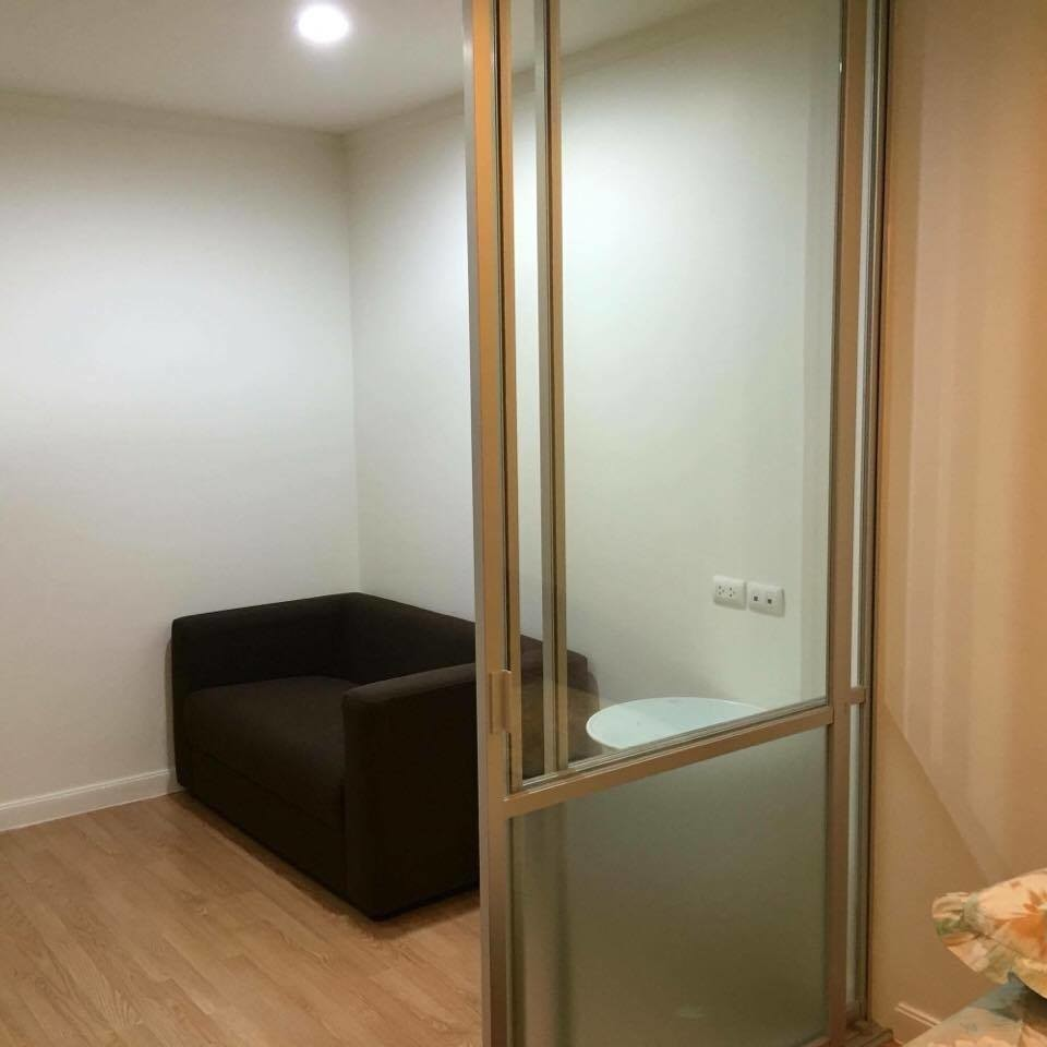 Lumpini Ville Phatthanakan - New Phetchaburi - Продажа или аренда: Кондо c 1 спальней в районе Suan Luang, Bangkok, Таиланд | Ref. TH-CVWKYJYH