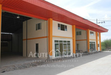 For Sale Warehouse 500 sqm in Mueang Samut Prakan, Samut Prakan, Thailand