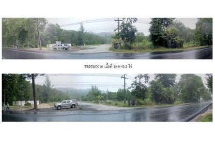 For Sale Land 19-0-49.8 rai in Takua Pa, Phang Nga, Thailand