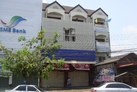 For Sale Shophouse 496 sqm in Mueang Lampang, Lampang, Thailand